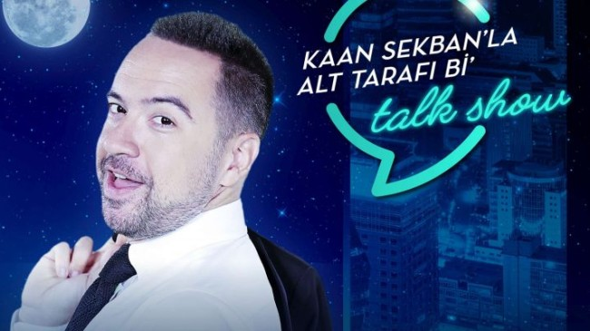 Kaan Sekban'la Alt Tarafı Bi' Talk ShowYarın Akşam beIN CONNECT'te !