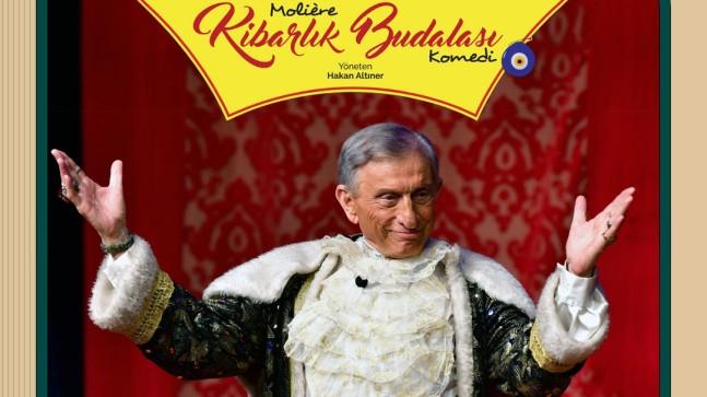 Haldun Dormen ve Kibarlık Budalası Bahçe Tiyatro'da