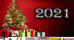 Çekiç Magazin ekibinden mesaj var… Yeni Yılınız Kutlu Olsun!