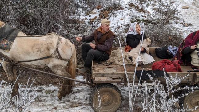 Balkanlarda Ayak Sesleri Çekimler Tamamlandı.