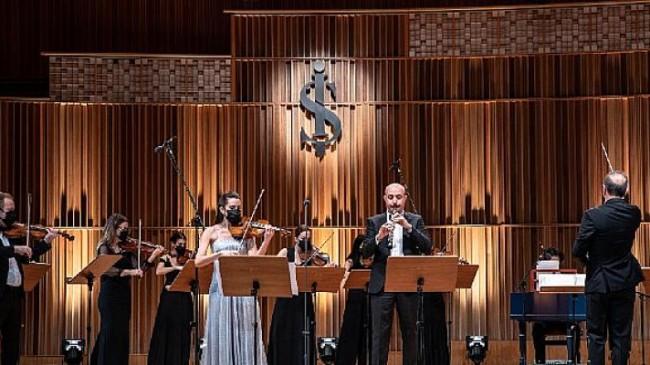 Milli Reasürans Oda Orkestrası Barok Dönem Eserleri ile İş Sanat'ta