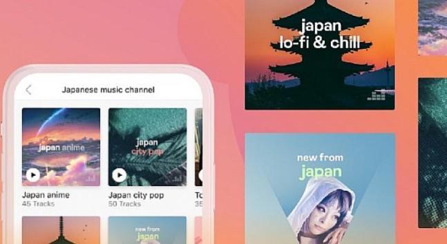 Oyun ve animeseverler icin Japon muzik kanali Deezer'da
