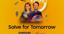 """Samsung'un """"Solve for Tomorrow"""" bilim yarışması kazananları açıklandı!"""