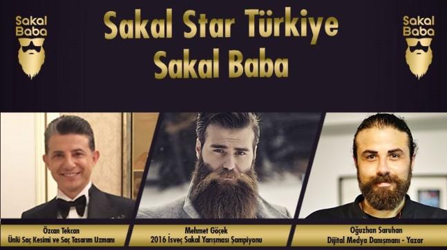 Türkiye'nin ilk sakal yarışması için başvurular başladı!