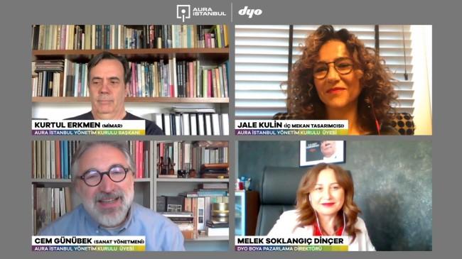 """Renkli Dyologlar: """"Türkiye'nin Renkleri"""" Söyleşileri ve İç Mekan Tasarımcısı Jale Kulin'in Renkli Yorumları Kitaplaştı"""