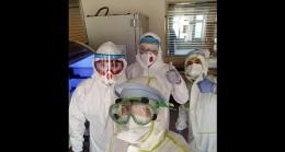 Bd sağlık öncüleri pandemide sağlık çalışanlarında değer kattı.