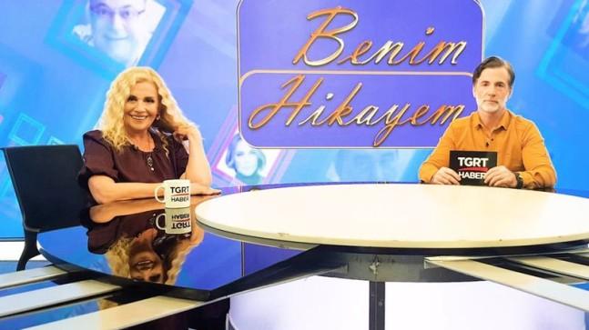 """""""BENİM HİKAYEM"""" TGRT HABER'DE BAŞLIYOR"""