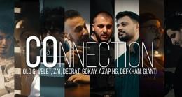 """""""COnnection"""" Projesi Velet ve Defkhan dahil 8 rapçiyi bir araya getirdi"""