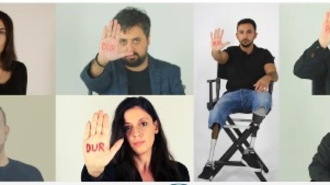 Trafikte Haklarım Derneği, ünlü isimlerle birlikte trafik kazalarındaki can kayıplarına DUR diyor!