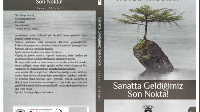 Sanatın Türkiye'deki ahvali kitap oldu!